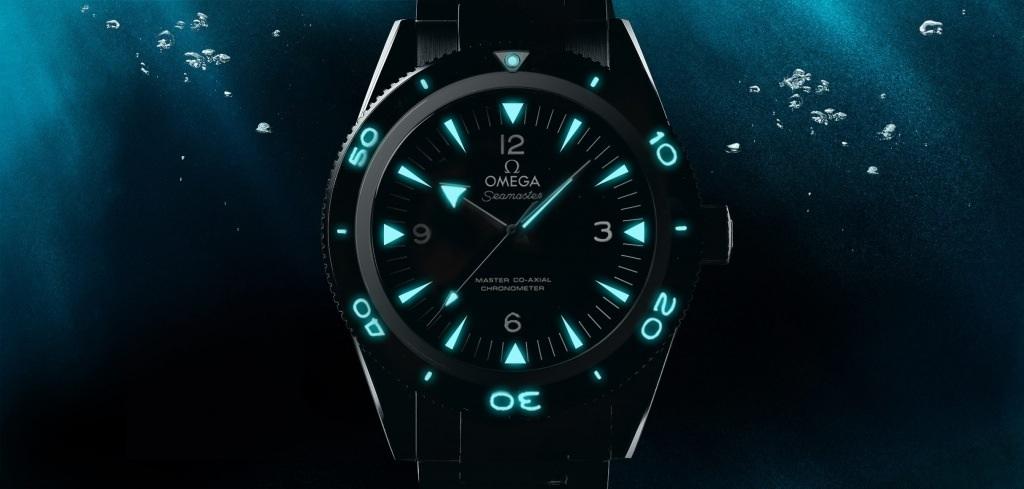 Omega Seamaster Master Co-Axial Chronometer