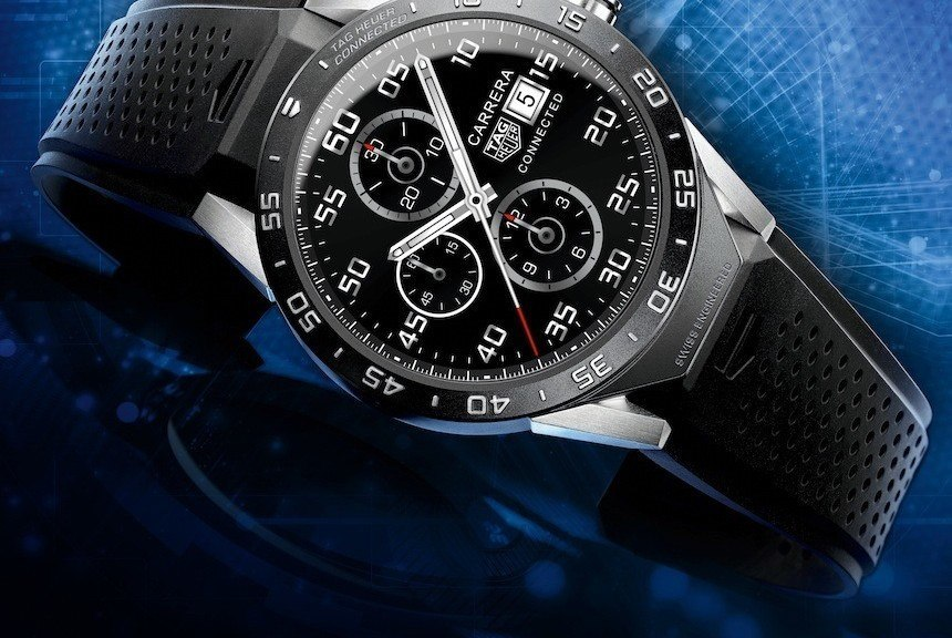 TAG Heuer Carrera Connected Watch - Perpetuelle